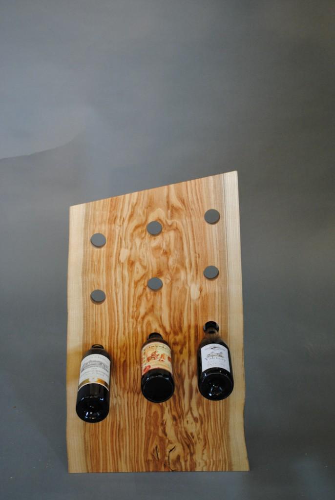 Wijnhouder 12 flessen Meubelmaker Marijn Hoegen